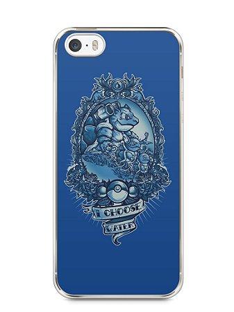 Capa Iphone 5/S Pokémon #2