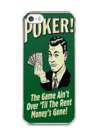 Capa Iphone 5/S Poker #2