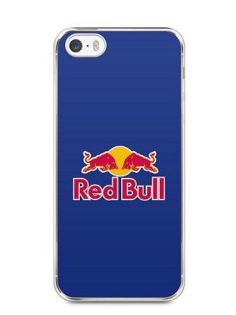 Capa Iphone 5/S Red Bull #2