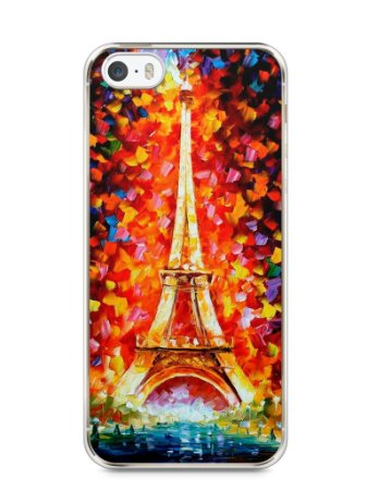 Capa Iphone 5/S Torre Eiffel #3