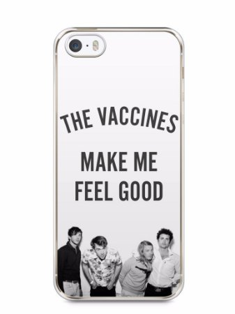 Capa Iphone 5/S The Vaccines