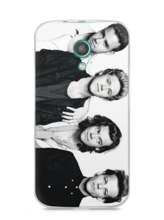 Capa Moto G2 One Direction #1