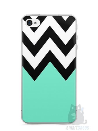 Capa Iphone 4/S Ondas #2