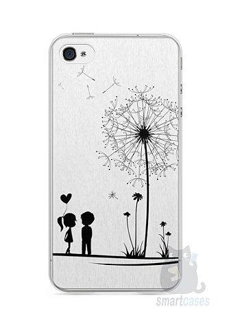 Capa Iphone 4/S Casal Apaixonado