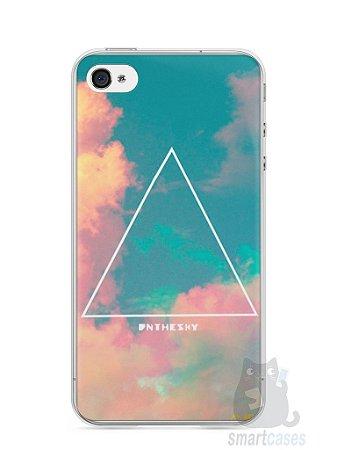 Capa Iphone 4/S Triângulo no Céu
