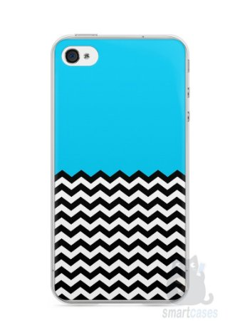 Capa Iphone 4/S Ondas #1