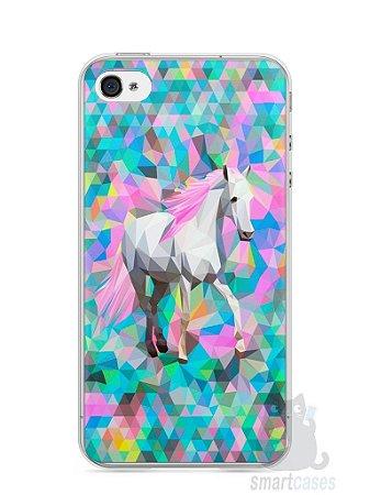 Capa Iphone 4/S Cavalo Pintura