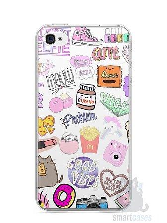 Capa Iphone 4/S Coisas de Menina