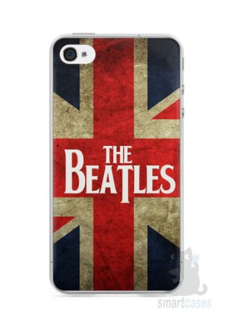 Capa Iphone 4/S The Beatles #5