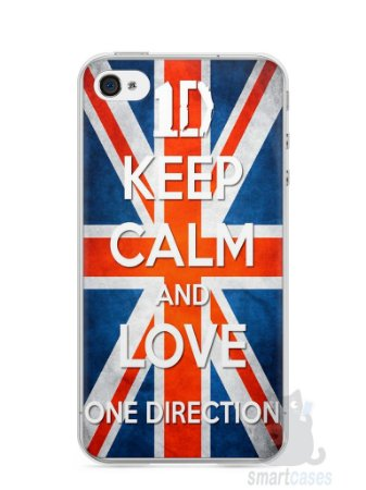 Capa Iphone 4/S One Direction #3