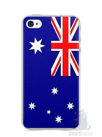 Capa Iphone 4/S Bandeira da Austrália