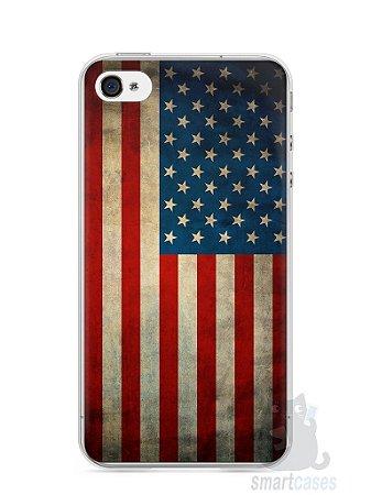 Capa Iphone 4/S Bandeira EUA