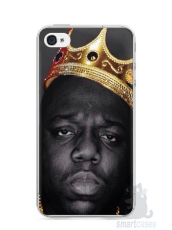 Capa Iphone 4/S The Notorious B.I.G.