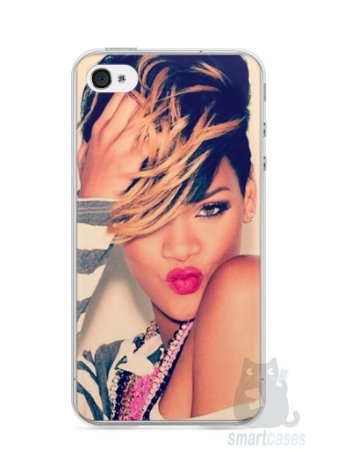 Capa Iphone 4/S Rihanna #1