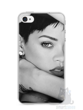 Capa Iphone 4/S Rihanna #5