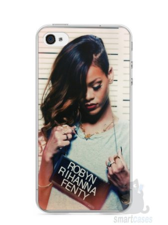 Capa Iphone 4/S Rihanna #2