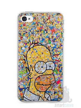 Capa Iphone 4/S Homer Simpson Comic Books
