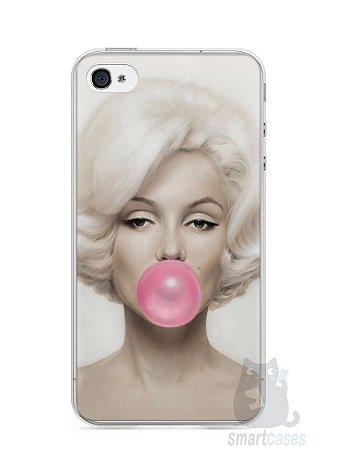 Capa Iphone 4/S Marilyn Monroe #1