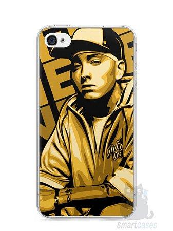 Capa Iphone 4/S Eminem #2