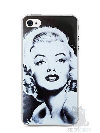 Capa Iphone 4/S Marilyn Monroe #4