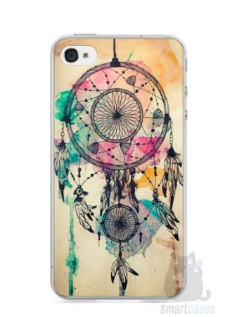 Capa Iphone 4/S Filtro Dos Sonhos #1