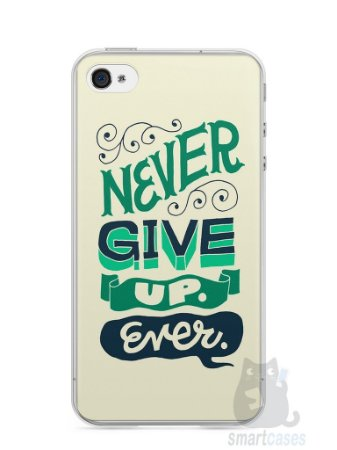 Capa Iphone 4/S Frase #2