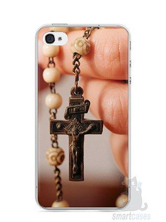 Capa Iphone 4/S Jesus #1