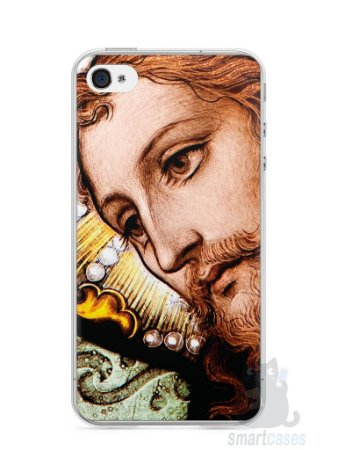 Capa Iphone 4/S Jesus #2