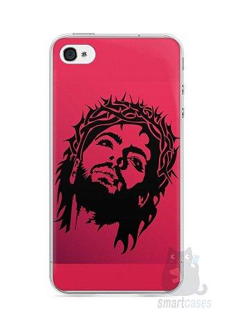 Capa Iphone 4/S Jesus #7