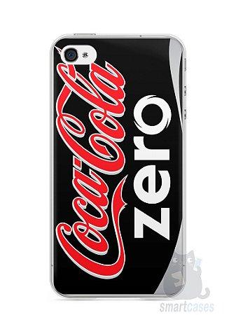 Capa Iphone 4/S Coca-Cola Zero