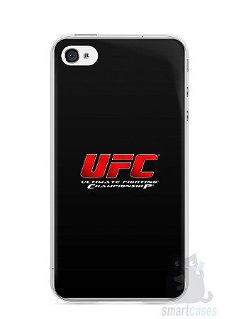 Capa Iphone 4/S UFC