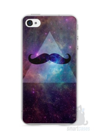 Capa Iphone 4/S Bigode