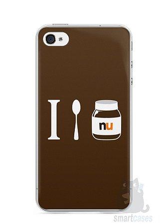 Capa Iphone 4/S Nutella #4