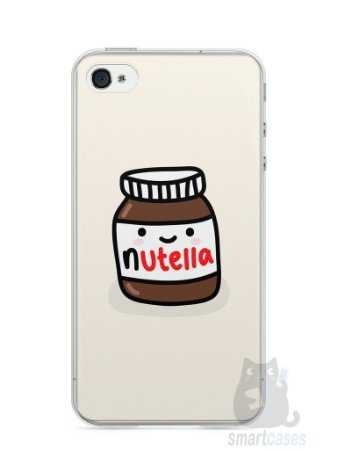 Capa Iphone 4/S Nutella #2