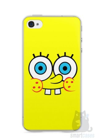 Capa Iphone 4/S Bob Esponja #1