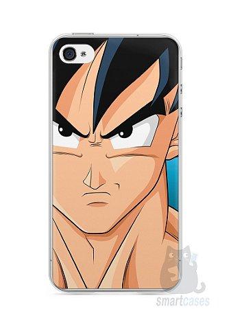 Capa Iphone 4/S Dragon Ball Z Goku