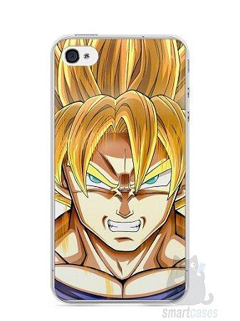 Capa Iphone 4/S Dragon Ball Z Gohan SSJ2