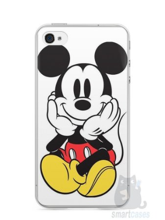 Capa Iphone 4/S Mickey Mouse #2