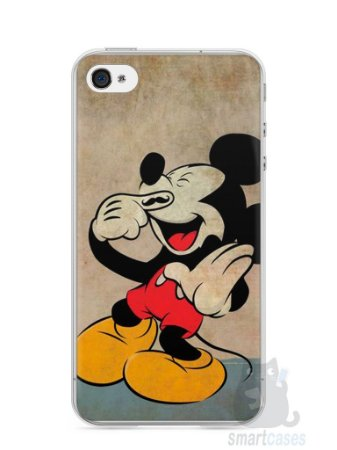 Capa Iphone 4/S Mickey Mouse #3