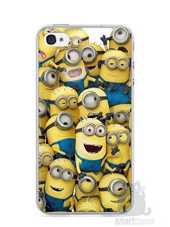 Capa Iphone 4/S Minions #1