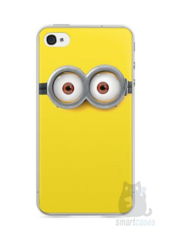 Capa Iphone 4/S Minions #4