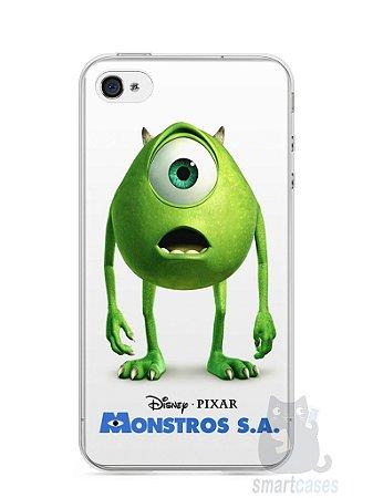 Capa Iphone 4/S Mike Wazowski Monstros S.A.