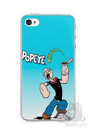 Capa Iphone 4/S Popeye