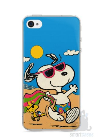 Capa Iphone 4/S Snoopy #1