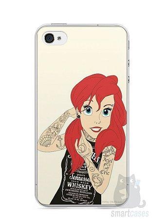 Capa Iphone 4/S Ariel Jack Daniels