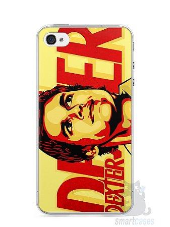 Capa Iphone 4/S Dexter