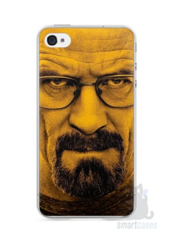 Capa Iphone 4/S Breaking Bad #3
