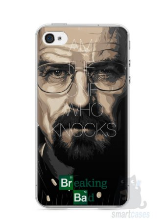 Capa Iphone 4/S Breaking Bad #7