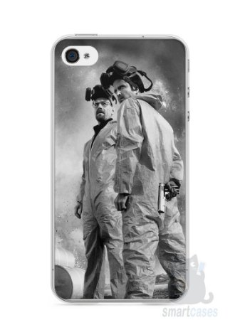 Capa Iphone 4/S Breaking Bad #9