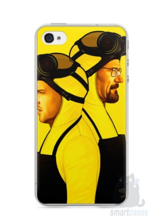 Capa Iphone 4/S Breaking Bad #10